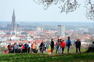 marsz nordic walking grupa