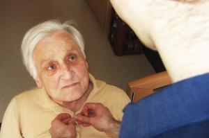 samodzielna opieka nad starszą osobą