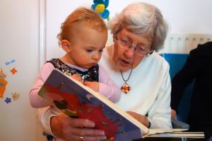 relacje z wnukami po rozwodzie rodziców