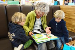 relacje dziadków z wnukami