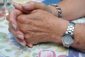 zmiany skórne u osób starszych