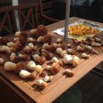 bezpieczne zbieranie grzybów